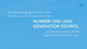 Image courtesy of Salesforce – The future of sales.